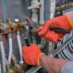 Gas-Wasser-Installateur