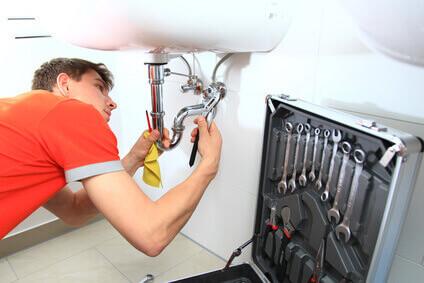 Rohrverstopfung beseitigen - Klempner in Ihrer Nähe